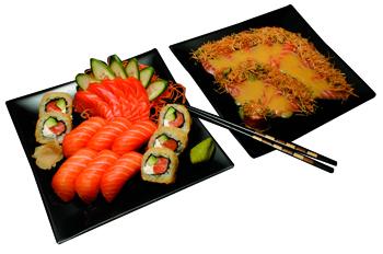 Kokoro Sushi. Foto: Gentileza Kokoro Sushi
