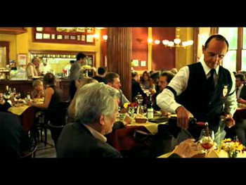 """""""El hijo de la novia"""" en el Centro Montañés. Foto: Gentileza del film."""