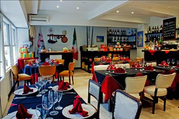 Restaurante La Locanda. Foto: Gentileza La Locanda