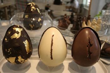 Alta chocolatería. Foto: Gentileza Mauricio Asta