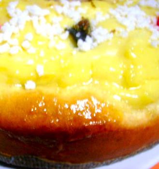 Rosca de Pascua. Foto: Cocina y Negocios