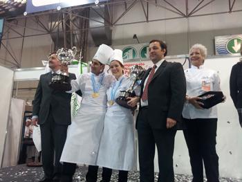 Ganadores Senior. Foto: Gentileza FITHEP