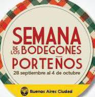 Semana de los Bodegones Porteños